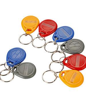Μπρελόκ Tag για κλειδαριές