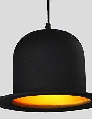 Κρεμαστό φωτιστικό σε σχήμα καπέλου